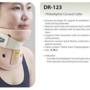 DR.MED neck suspender Philadelphia Collar Brace (DR-123 (L))