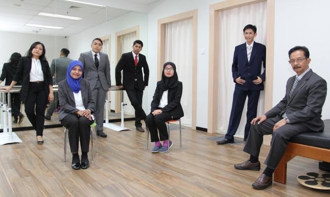 Fisioterapi Jakarta Nk profil