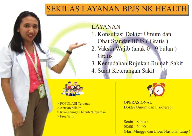 klinik BPJS Jakarta Barat
